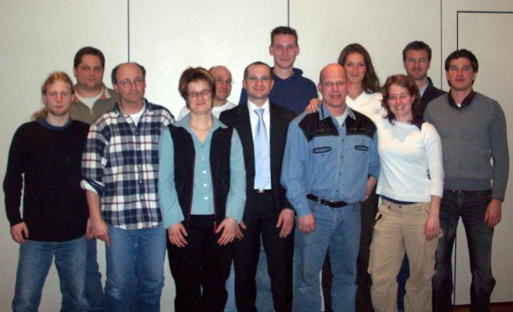Neuer Vorstand der Judoabteilung des SC Unterpfaffenhofen Germering e.V.