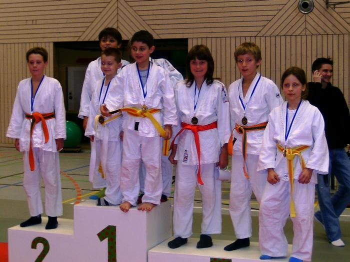 SCUG Sieger LaRaPokal November 2008 Alle B=700
