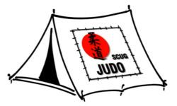 SCUG Judo-Zeltlager Logo